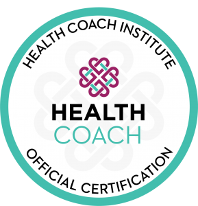 Health Coach Certification Seal - Health Coach Institute