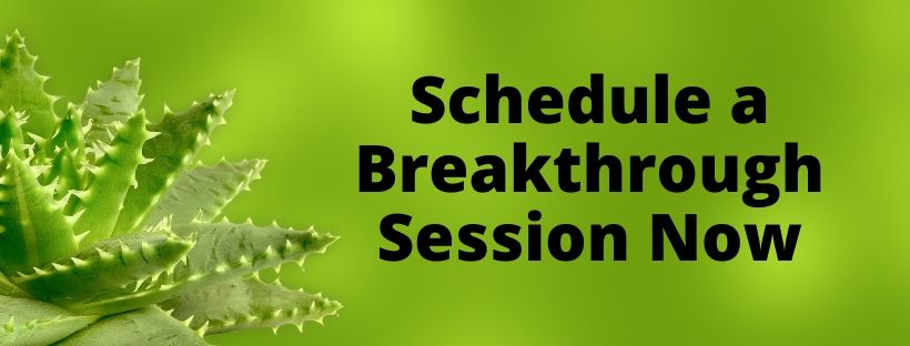 Schedule a Breakthrough Session Now