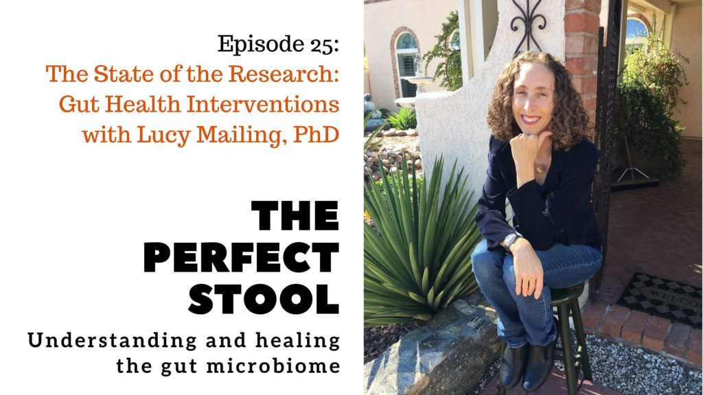 The State of the Research: Gut Health Interventions with Lucy Mailing, PhD