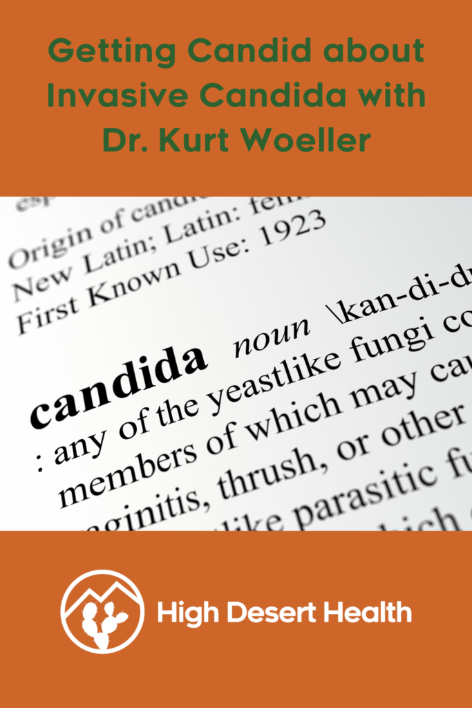The Perfect Stool: Getting Candid About Invasive Candida Pinterest Image