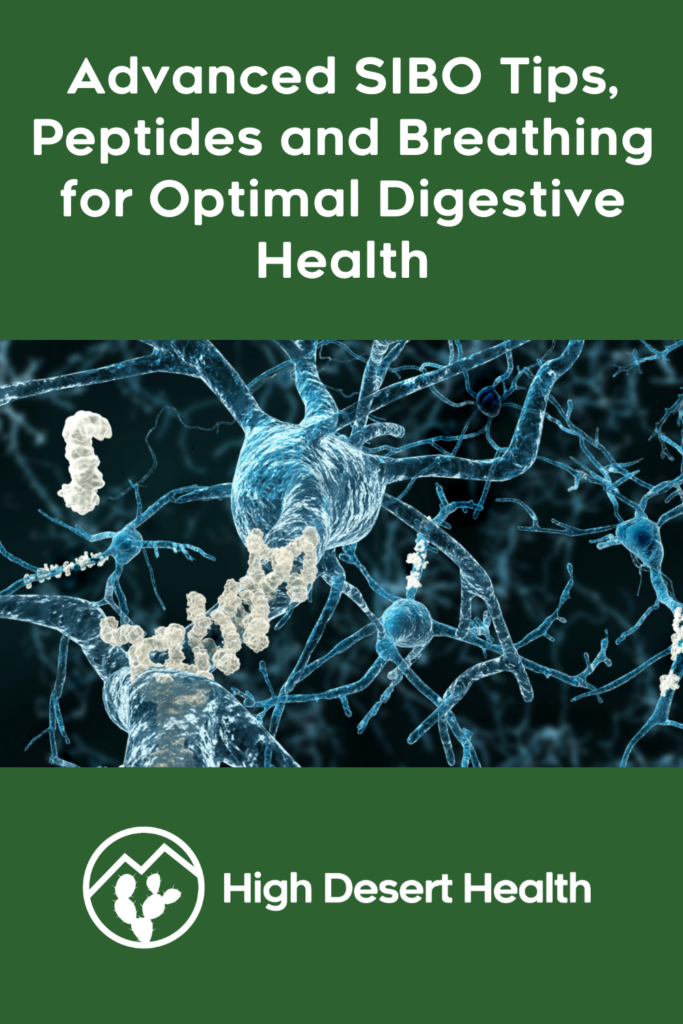 Advanced SIBO Tips, Peptides and Breathing for Optimal Digestive Health