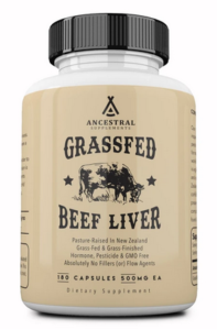 Grassfed Beef Liver